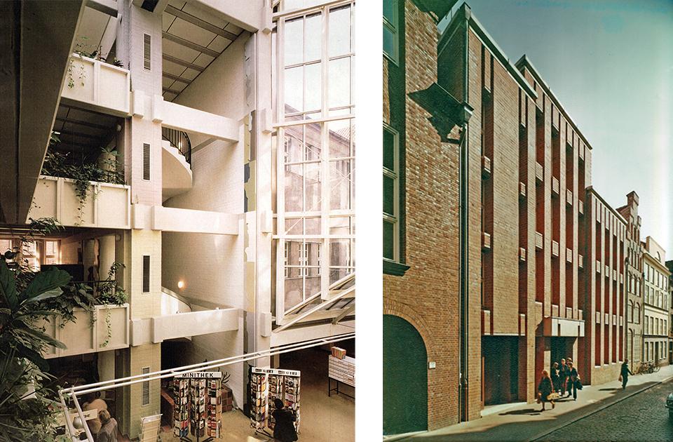 Stadtbibliothek l beck wehrhahn architekten - Architekten lubeck ...
